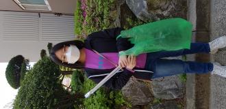 비대면으로 환경을 보호하는 줍깅 활동 (4월 24일)