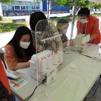 2021 자원봉사박람회 - 기후위기대응 부스 운영